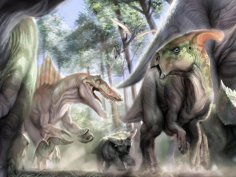 Los Dinosaurios En Que Epoca Existieron Los Dinosaurios Existieron dos linajes de dinosaurios saurisquios: los dinosaurios