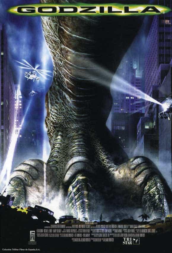 Godzilla - 1998