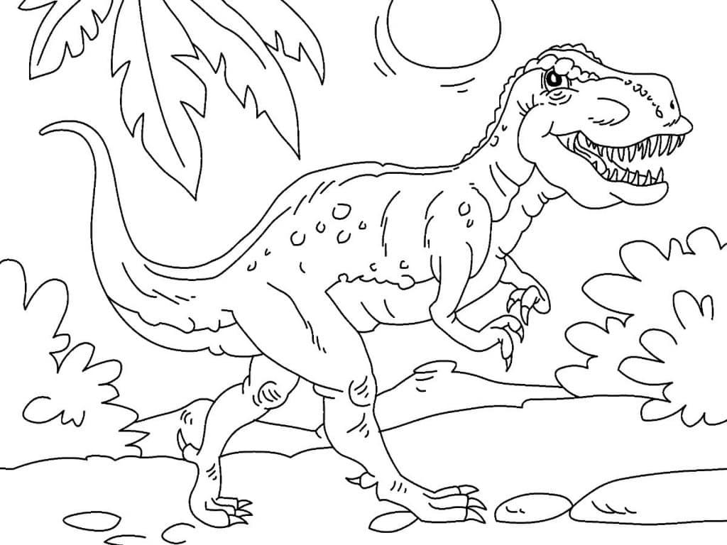 Dinosaurios para colorear - hyperpost - Taringa!