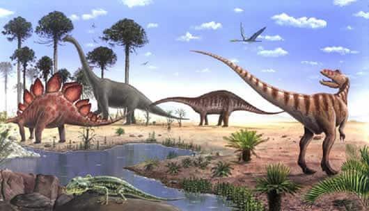 Dinosaurios del triásico2