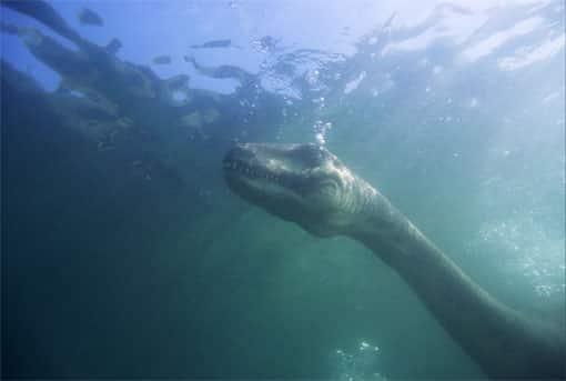 El monstruo del lago ness era un dinosaurio