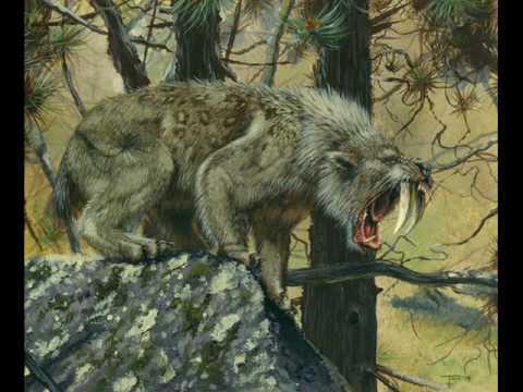 Nombres de animales de la prehistoria