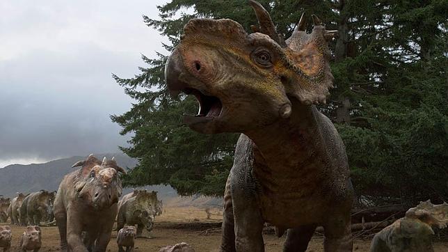 Caminando entre dinosaurios2