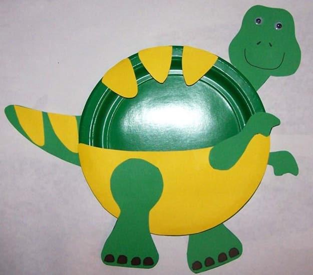 Manualidades de dinosaurios | Dinosaurios