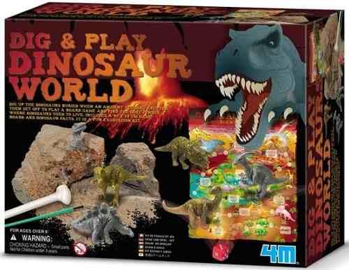 juegos de dinosaurios