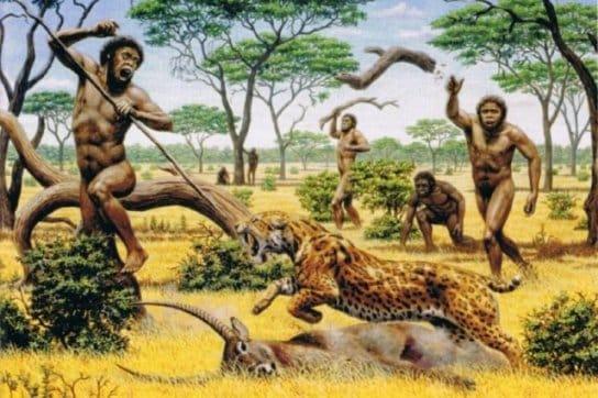 epoca prehistorico comunicacion: