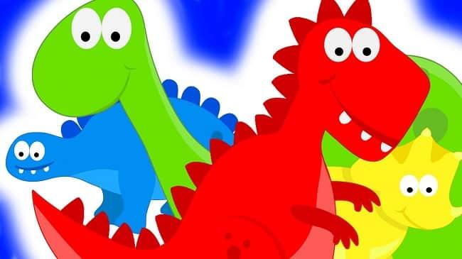 dinosaurios famosos para niños