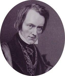 Retrato de Richard Owen