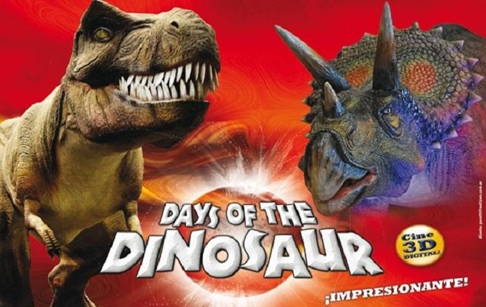 portada days of the dinosaur
