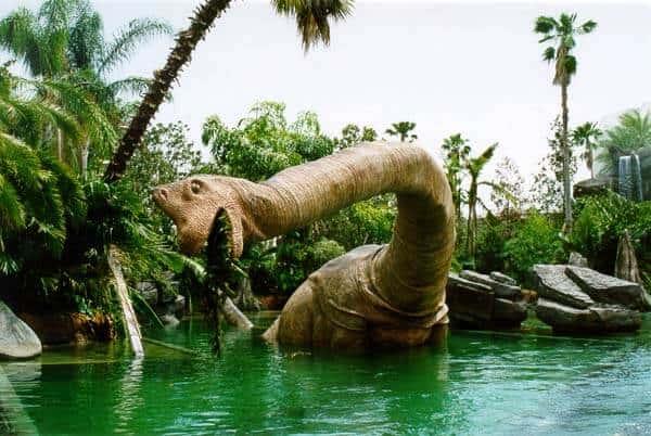 Descubrimiento del Ultrasaurus