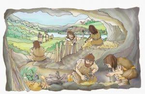 paleolitico-dibujo