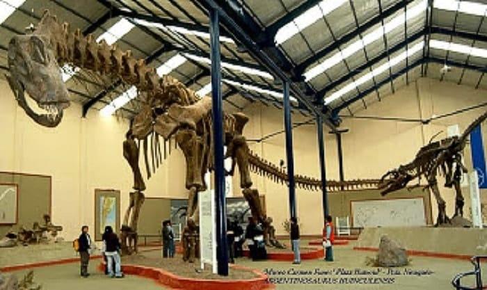 Descubrimiento del Argentinosaurus