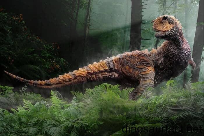 Alimentación del Carnotaurus