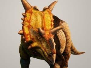 Xenoceratops foremostensis, el dinosaurio con cuernos más antiguo