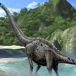 Lusotitan – dinosaurio gigante