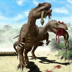 Megalosaurus – dinosaurio carnívoro