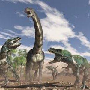 alamosaurios vs gigantosaurus