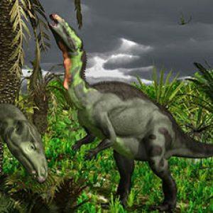 Camptosaurus – dinosaurio herbivoro