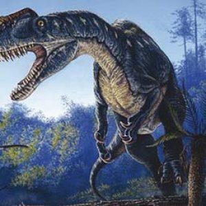 monolophosaurus- dinosaurio carnívoro